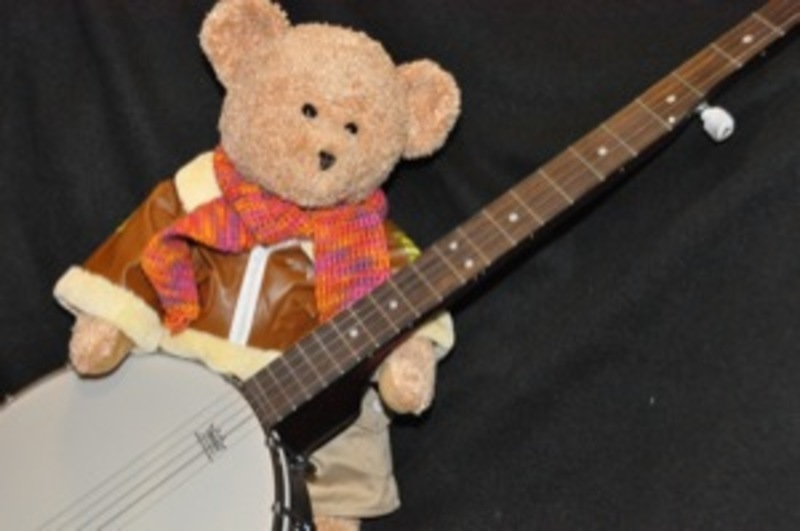 Boogie banjo