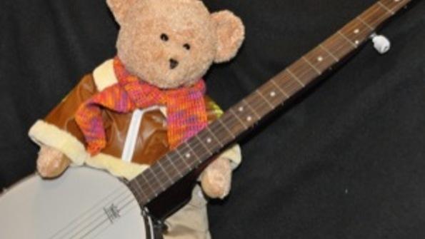 Feed boogie banjo