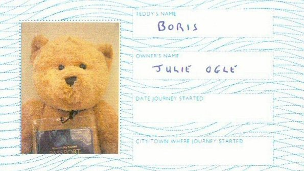 Feed passport for boris