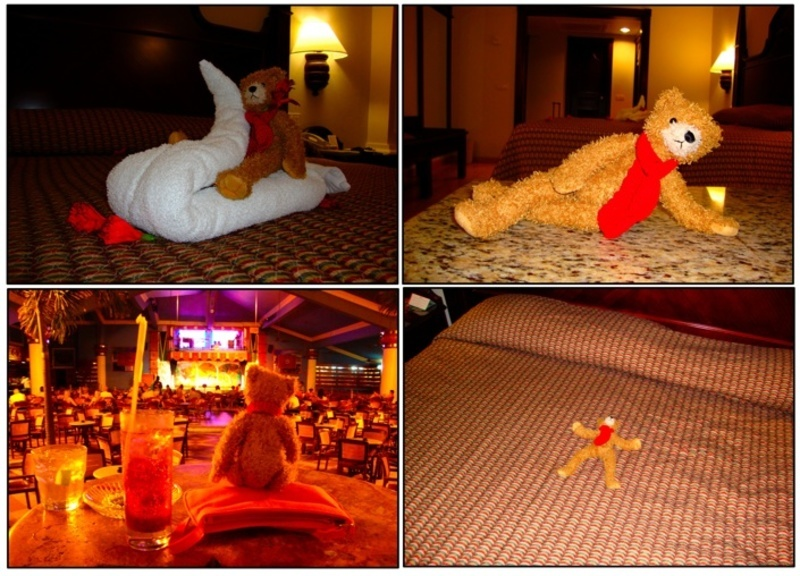 Treacle hotel