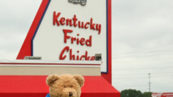 Feed bill at the big chicken