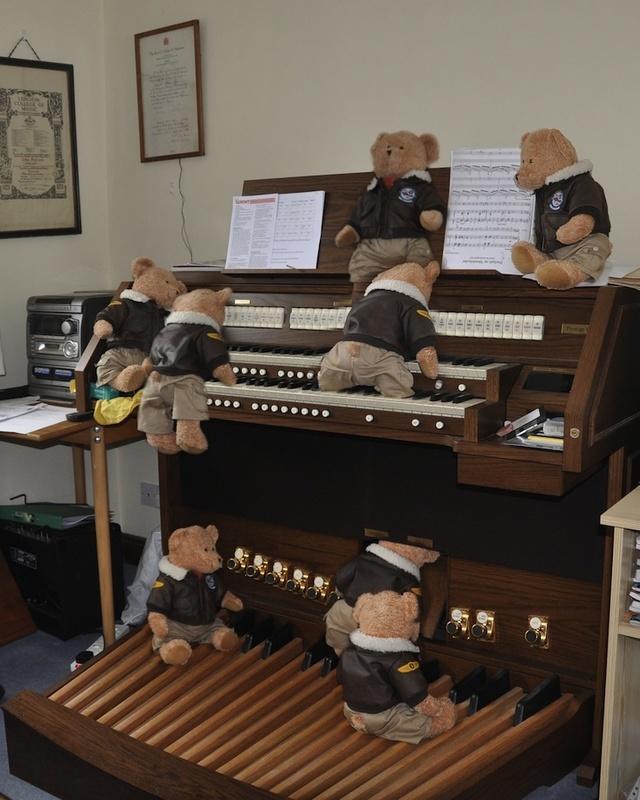 Boogie organ