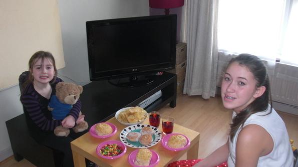 Feed picnic