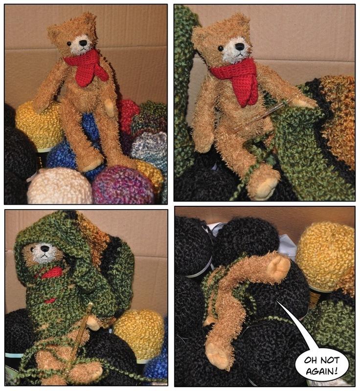 130treacle crochet