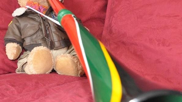 Feed boogie vuvuzela
