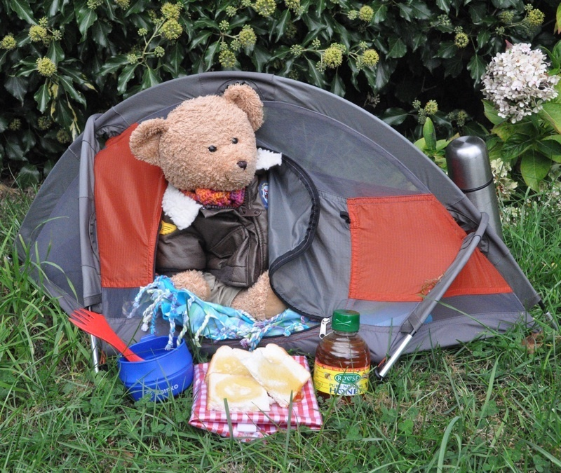 Boogie camping