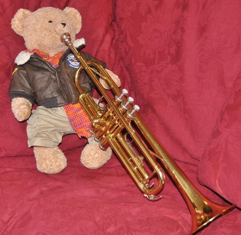 Boogie trumpet